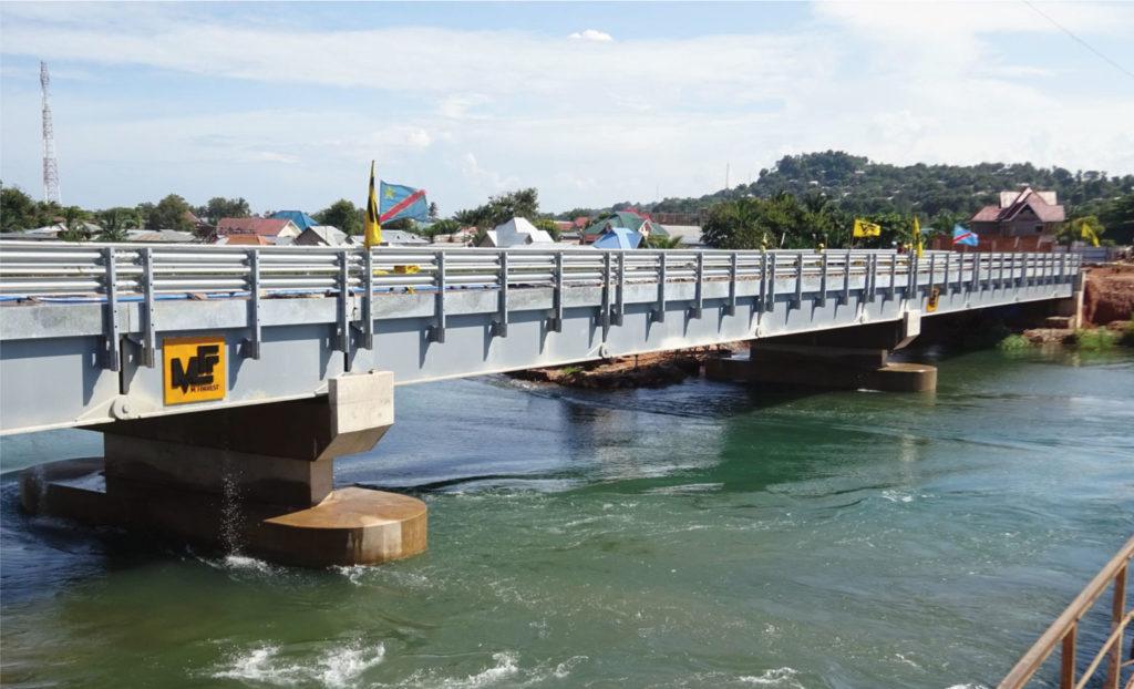 Pont Lukuga à Kalemie en RDC
