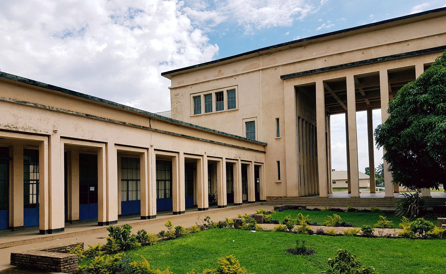 Lycée Kiwele à Lubumbashi