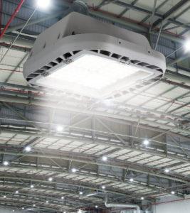 Eclairage industriel LED BAY