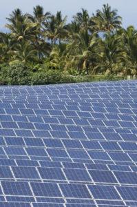 Centrale solaire à Manono