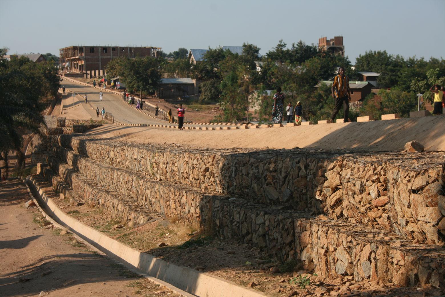 Route Kituku à Kalemie, RDC