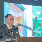 Discours de George A. Forrest à l'occasion de l'inauguration du CMC à Lubumbashi.