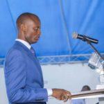 Le ministre provincial de la Santé du Haut Katanga, le Dr. Joseph Nsambi Bulanda.
