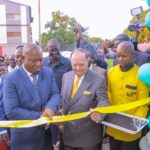 Jean-Claude Kamfwa et George A. Forrest