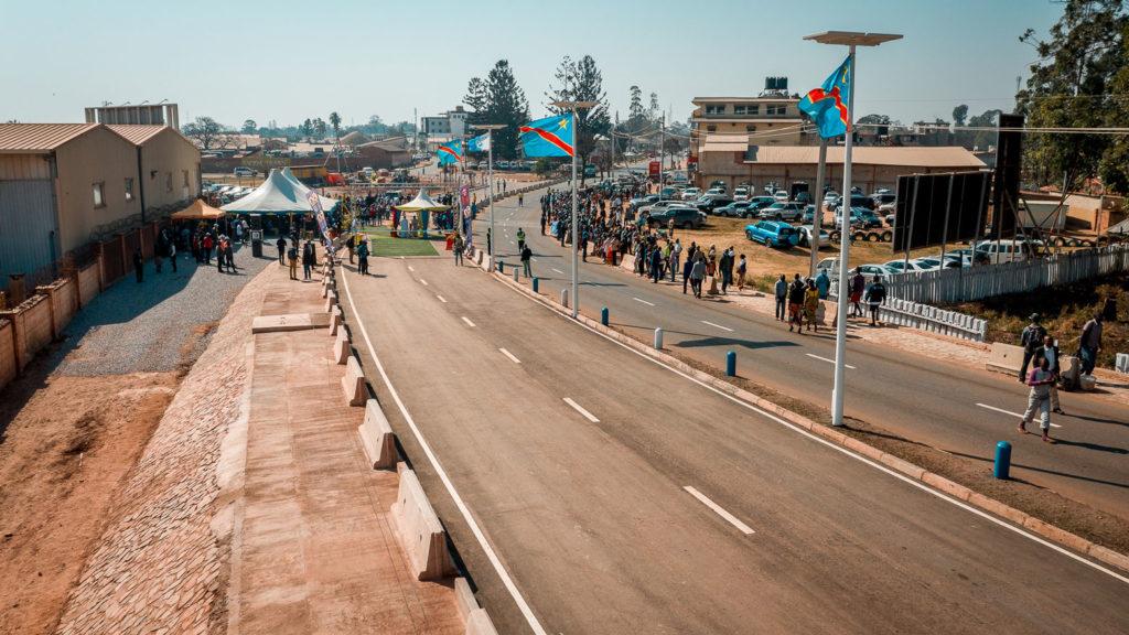 Pont Kabila-Tshisekedi/Pont de l'Alternance pacifique après travaux